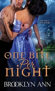 One Bite Per Night ebook by Brooklyn Ann