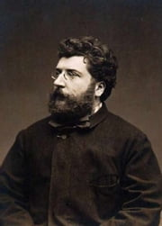 Libretti of Classic Operas, three operas by Bizet in the original French ebook by Georges Bizet