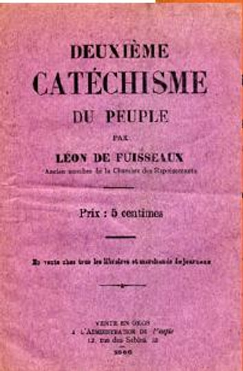 CATECHISME DU CURE MESLIER ebook by JEAN MESLIER
