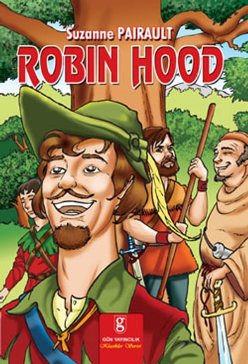 Robin Hood ebook by Suzanne Pairault