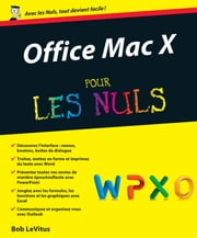 Office 2016 pour Mac pour les Nuls ebook by Collectif