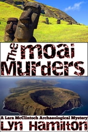 The Moai Murders ebook by Lyn Hamilton