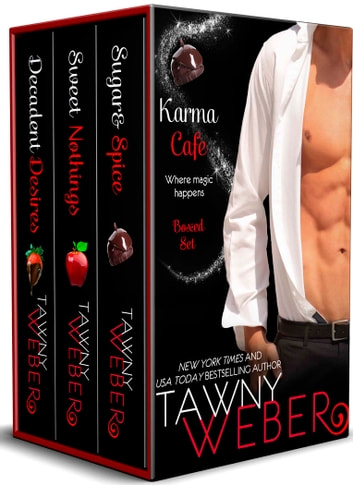Karma Café Boxed Set - Books 1-3 ebook by Tawny Weber