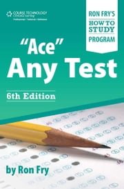"""Ace"" Any Test - Sixth Edition ebook by Kobo.Web.Store.Products.Fields.ContributorFieldViewModel"