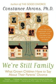 We're Still Family ebook by Constance Ahrons