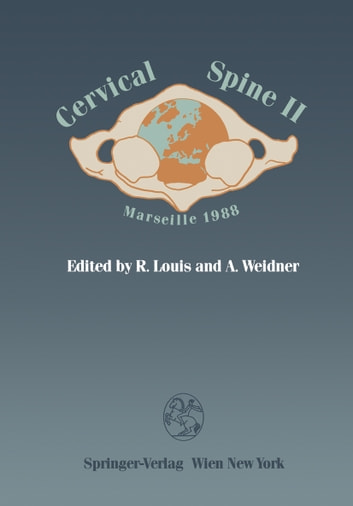 Cervical Spine II - Marseille 1988 ebook by