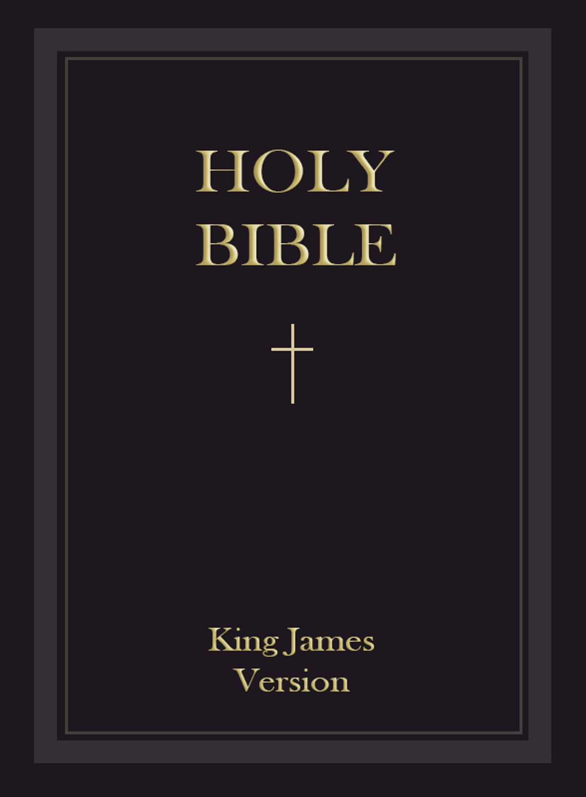 King James Bible: The Holy Bible - Authorized King James ...