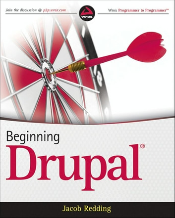 Beginning Drupal eBook by Jacob Redding