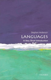 Languages: A Very Short Introduction ebook by Stephen Anderson