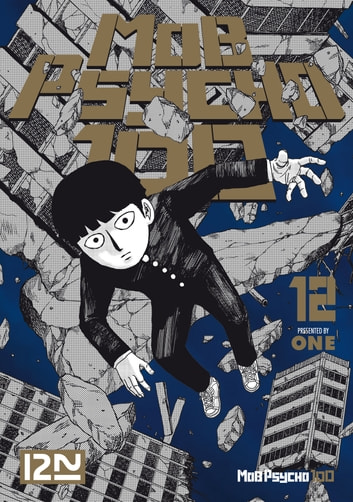 Mob Psycho 100 - tome 12 ebook by ONE