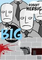 Mr. Big - kriminell ebook by Robert Herbig