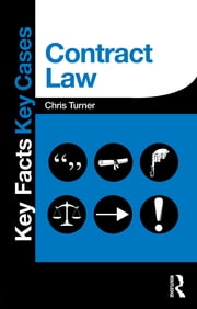 Contract Law ebook by Chris Turner