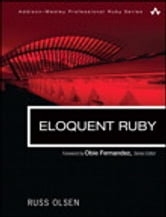 Eloquent Ruby ebook by Russ Olsen