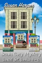 Senoia Cozy Mystery Boxed Set, Books 4-6 ebook by Susan Harper