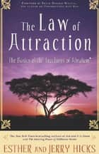 The Law of Attraction ebook by Esther Hicks