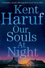 Our Souls at Night - Film Tie-In ebook by Kent Haruf