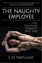 The Naughty Employee (Gay, Discipline, Spanking, First Time) ebook by S M Partlowe