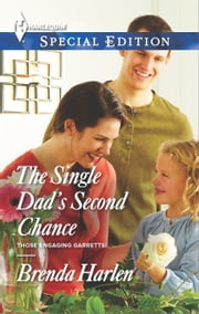 The Single Dad's Second Chance - A Single Dad Romance ebook by Brenda Harlen