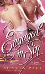 Engaged in Sin ebook by Sharon Page