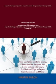 Avaya Certified Support Specialist - Avaya Aura Session Manager and System Manager (ACSS) ebook by Burch Martin