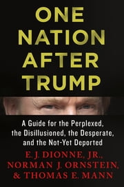 One Nation After Trump - A Guide for the Perplexed, the Disillusioned, the Desperate, and the Not-Yet Deported ebook by E.J. Dionne Jr., Thomas E. Mann, Norman J. Ornstein