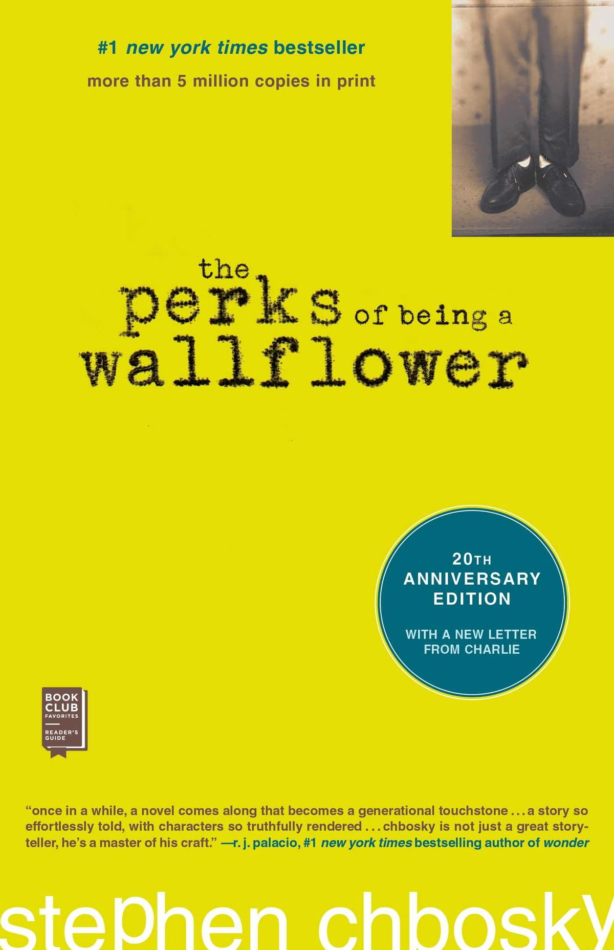 Read The Perks Of Being A Wallflower By Stephen Chbosky
