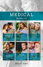 Medical Box Set 1-6 March 2020/Conveniently Wed in Paradise/The Nurse's One Night to Forever/Reunited by Their Secret Daughter/A Fling to Steal ebook by Meredith Webber, Janice Lynn, Emily Forbes,...