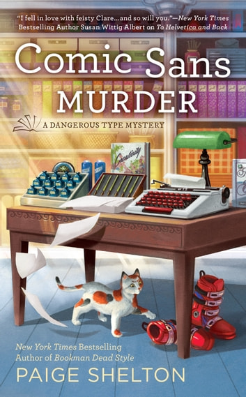Comic Sans Murder ebook by Paige Shelton