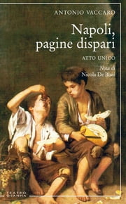 Napoli pagine dispari ebook by Antonio Vaccaro