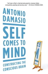 Self Comes to Mind - Constructing the Conscious Brain ebook by Antonio Damasio