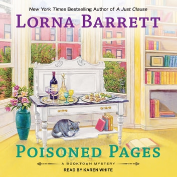 Poisoned Pages audiobook by Lorna Barrett