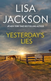 YESTERDAY'S LIES ebook by Lisa Jackson