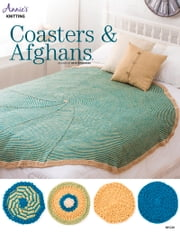 Coasters & Afghans Knit Pattern ebook by Annie's