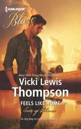 Feels Like Home ebook by Vicki Lewis Thompson