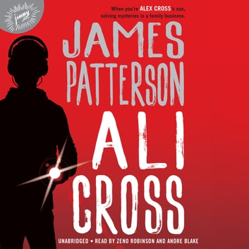 Ali Cross ljudbok by James Patterson