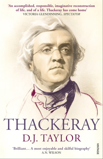 Thackeray ebook by D J Taylor