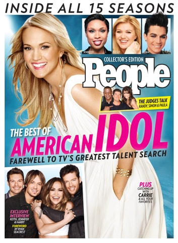 PEOPLE The Best of American Idol - Farewell to TV's Greatest Talent Search ebook by The Editors of PEOPLE