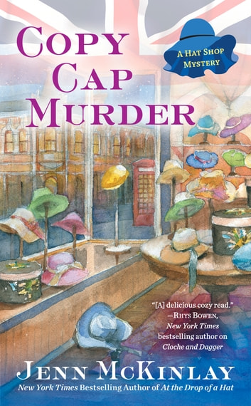Copy Cap Murder ebook by Jenn McKinlay