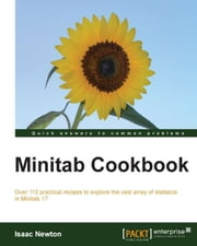 Minitab Cookbook ebook by Isaac Newton