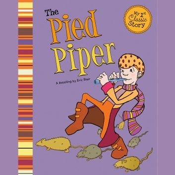 Pied Piper, The audiobook by Eric Blair,Ben Peterson