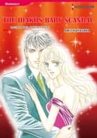 THE DIAKOS BABY SCANDAL (Harlequin Comics) - Harlequin Comics ebook by Natalie Rivers, AMIE HAYASAKA