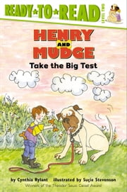 Henry and Mudge Take the Big Test - with audio recording ebook by Cynthia Rylant,Suçie Stevenson