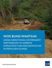 Wok Bung Wantaim - Using Subnational Government Partnerships to Improve Infrastructure Implementation in Papua New Guinea ebook by Asian Development Bank