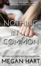 Nothing in Common - A He's Too Hot to Be True Romance ebook by Megan Hart