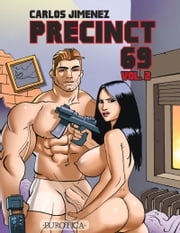 Precinct 69, vol.2 ebook by Carlos Jimenez