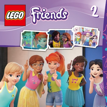 Episodes 5-8: Shadow Group audiobook by LEGO Friends