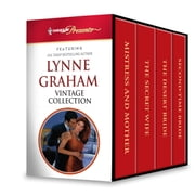 Lynne Graham Vintage Collection - The Desert Bride\Second-Time Bride\The Secret Wife\Mistress and Mother ebook by Lynne Graham