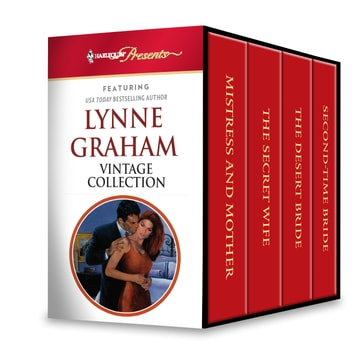 Lynne Graham Vintage Collection - An Anthology ebook by Lynne Graham