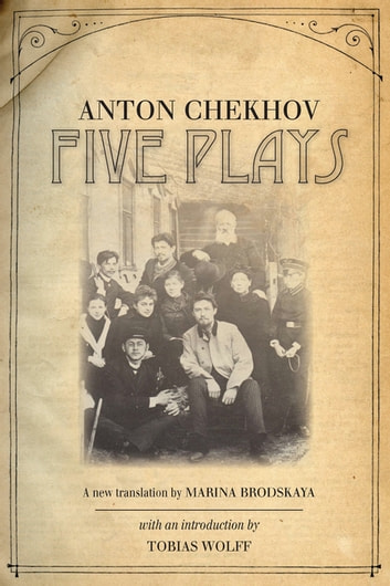 Five Plays ebook by Anton Chekhov