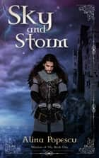 Sky and Storm - An alternate universe, medieval gay romance ebook by Alina Popescu